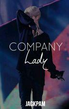 Company Lady    Park Jimin. by JackPam