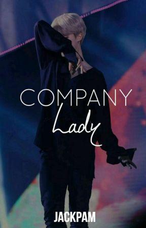 Company Lady || Park Jimin. by JackPam