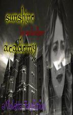 Sunshine Academy (Violetta Fanfiction ) by madaelhorr