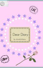 Dear Diary by xlovelykittenx