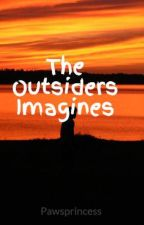 The Outsiders Imagines by ponyboygrimes