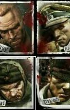 CoD Zombies BF Scenarios by SharkTheHorrorAddict