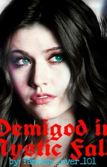 Demigod in Mystic Falls