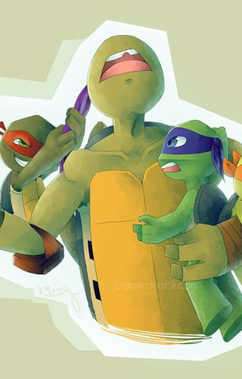 Big Brother Donnie Baby Leo Raph And Mikey Tmnt Jasmine