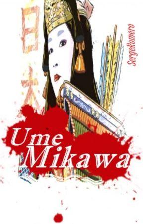 Sengoku War Love: Samurai Ume Mikawa by SergeRomero