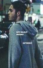 Nate Maloley Imagines by 69FTBIEBUR