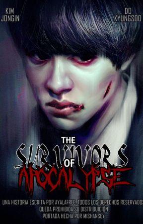 The Survivors of Apocalypse EXO by AyalaFree