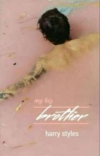 "My Big ""Brother"" » H.S [Book 1]  by AnaLaz"