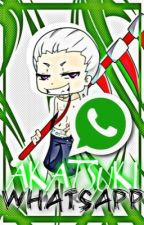 Akatsuki Whatsapp by towanndaa