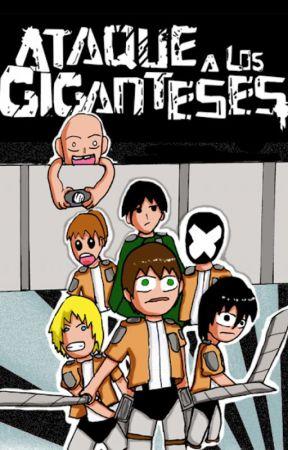 Ataque a los Giganteses by josekopero