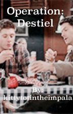 Operation: Destiel by kittytotintheimpala