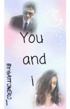 You and I  [Delena] by gattonero_