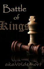 Battle of Kings (a PJO/Avengers Oneshot) by akaVoldemort