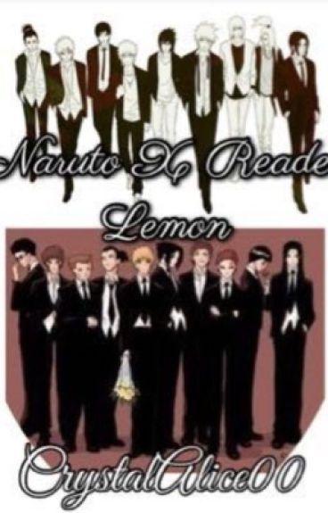 Naruto X Reader One-shot, Lemon