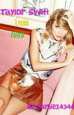 TAYLOR SWIFT 1989 by barbie14344