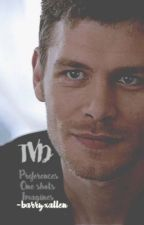 tvd ☼ preferences ☼ one shots ☼ imagines by -shawnsmendess-