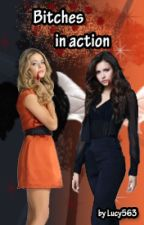 Bitches in action (TVD and TO) by Lucy563