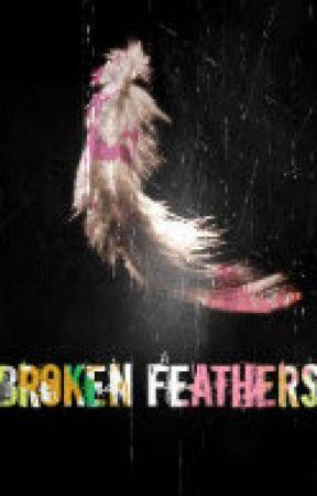 Broken Feathers by MillionLaughsAMinute
