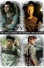 The Maze Runner Preferences and Imagines by newtella24