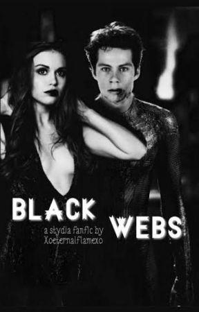 Black Webs by xoeternalflamexo