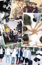 BTS School by --may--