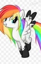 Ask rainbow sash by G4m1ng_p3g4sus