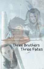 Three brothers three fates (avengers/percy Jackson) by jamiebarnes21