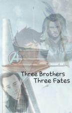 Three brothers three fates (avengers/percy Jackson) by jamiebarnes21
