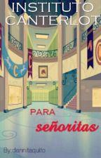 instituto canterlot para señoritas by RamDanneh