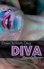 Down To Earth Diva by MegaxXxMonster