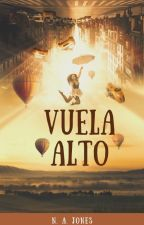 Vuela alto by Forest_Cherry