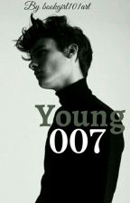 Young 007 by bookgirl101art