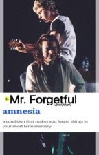 Mr. Forgetful by whatsnarry