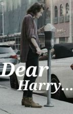 Dear Harry by TouchyHarry