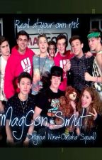 MagCon Smut, imagines, and Preferences by Mrs-jjsmhg