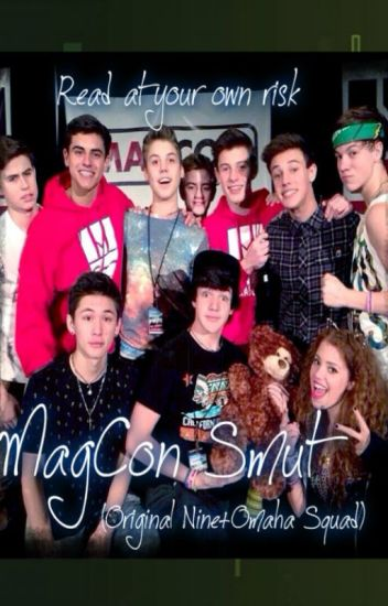 MagCon Smut, imagines, and Preferences
