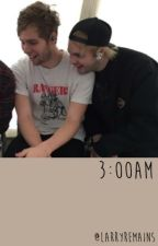 3:00 am ☁ muke (pt version) by larryremains