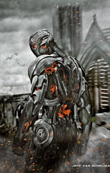 Ultron x Reader - Boom, the end, Start again