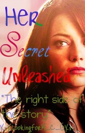 Her Secret Unleashed. (Hannah's Story) (ON HOLD) by XxXLookingForM_C_GXx