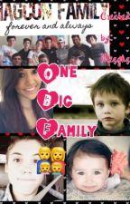 One Big Happy Family by MeaghanCruz