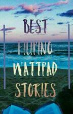 Best Filipino Wattpad Stories Published by Pop Fiction by AmphitriteDiamond