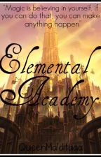 Elemental Academy by QueenMalditaaa