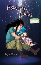 Fairy Tail ✗ Gajeel and Levy by HyooShin
