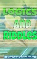 Logics and Riddles by xoxoaszyenohalle