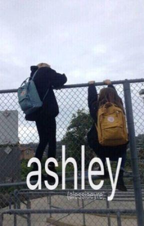 Ashley [m.c.] by alessiaeyre