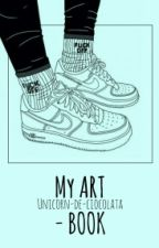 My Art-Book (✔) by orfic-
