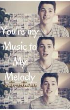 You're My Music to My Melody | Finn Harries {ON HOLD} by katventures