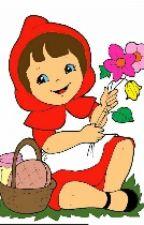 chapéuzinho vermelho by amandabarbosalima