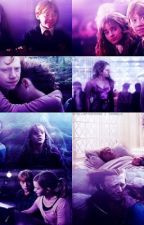 Momentos - Ronald Weasley e Hermione Granger by BabiValerio