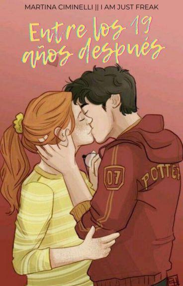 Harry y Ginny: entre los 19 años después#GAwards#DulceSal#FFA16
